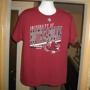 University of South Carolina Gamecocks T Shirt